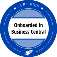 Onboarded | Business Central Booster
