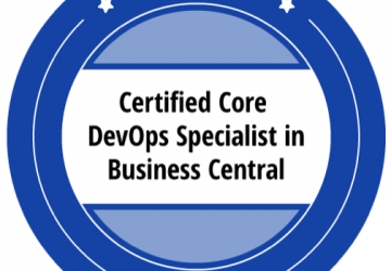 devops certificate businesscentralbooster